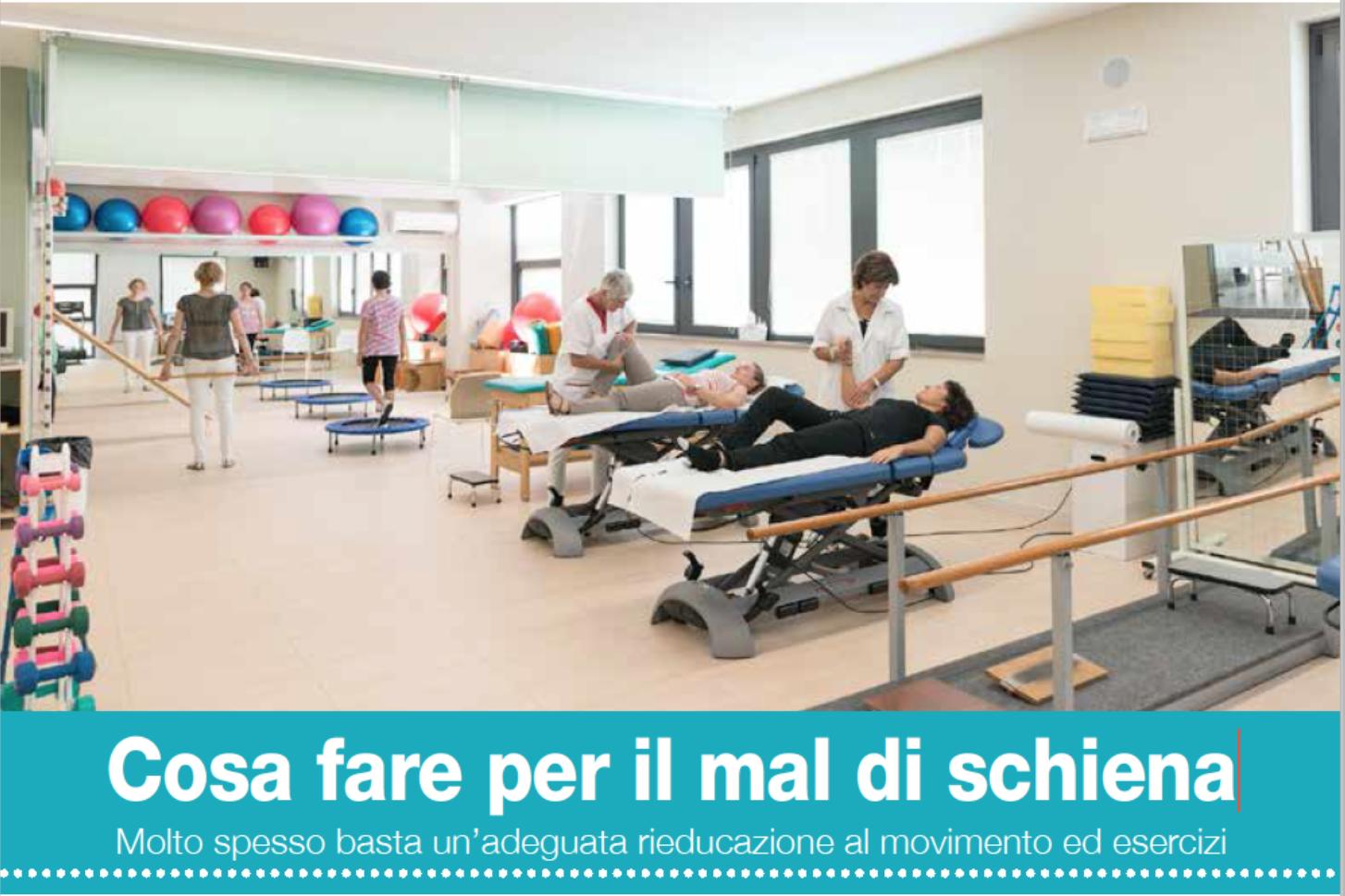 Sequenza di SBLOCCO rapido per MAL DI SCHIENA - Ed. Pasquale